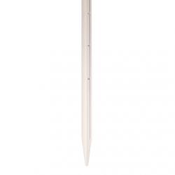 Stjärnprofilsstolpe 60cm