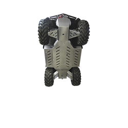 Hasplåt Alu. CF450/520 Lång